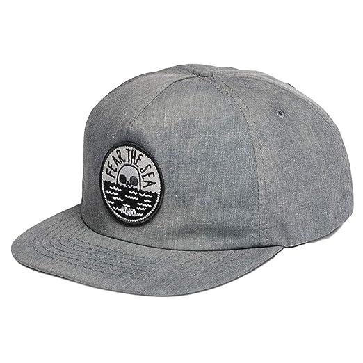 a647919bb1e Roark Men s Fear The Sea Hat Military One Size at Amazon Men s ...