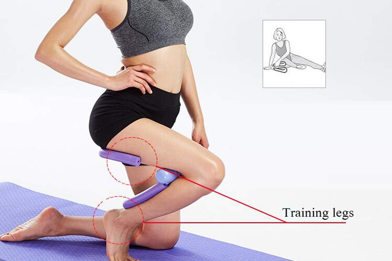 Thigh Master Toner (Antideslizante) Espuma Acolchada - Brazo, Pierna, Butt Thigh Trimmer Ejercitador Inicio Fitness Deporte Gimnasio: Amazon.es: Deportes y ...