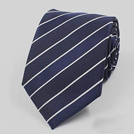 HBJP Corbata/Traje de Hombre Corbata de Negocios / 8 cm/Azul ...