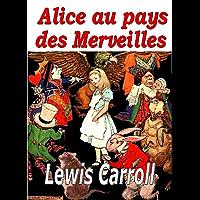 Alice au pays des merveilles (des illustrations)