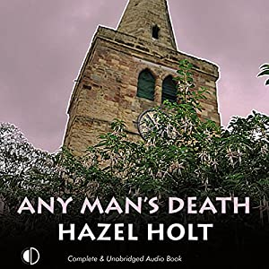 Any Man's Death Hörbuch