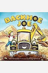 Backhoe Joe Hardcover