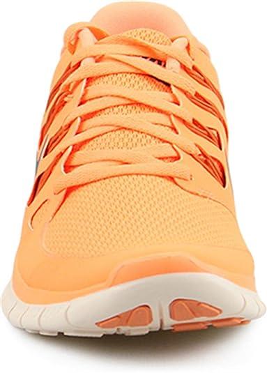 579959 848|Nike Free 5.0+ Orange|41 US 8