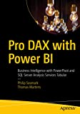 Pro DAX with Power BI: Business Intelligence with