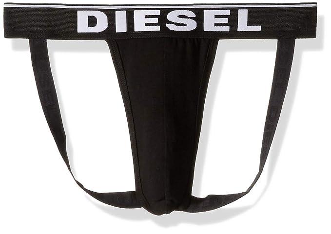 Diesel Motion Division Men/'s MO-DJOCK Blue Web Jock Strap Underwear
