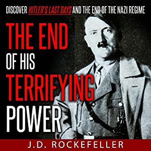 The End of His Terrifying Power Audiobook