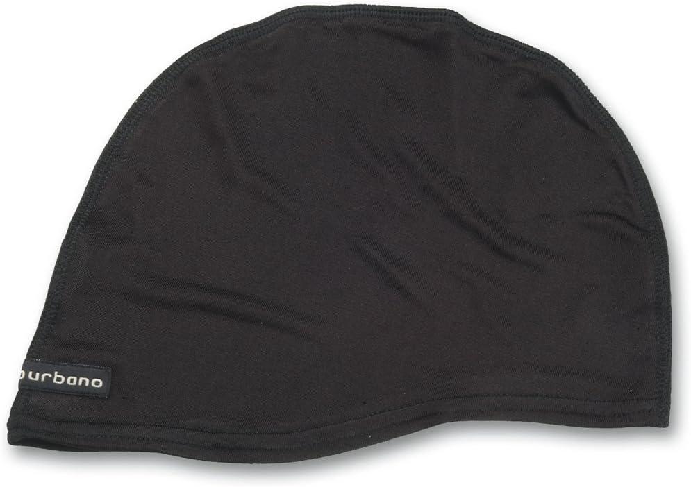 Tucano Urbano 655n Capotte Under Helmet For Open Face Helmets Silk 100 Schwarz Einzig Groesse Auto