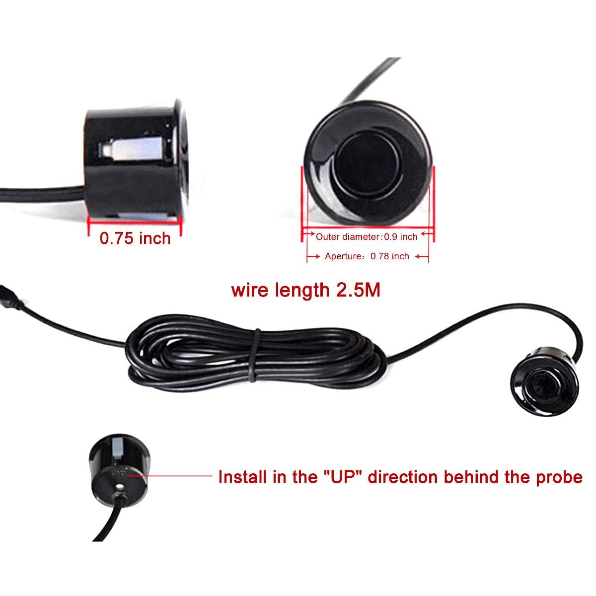 Amazon.com: WINAUTO - Alerta de sonido de radar de seguridad ...