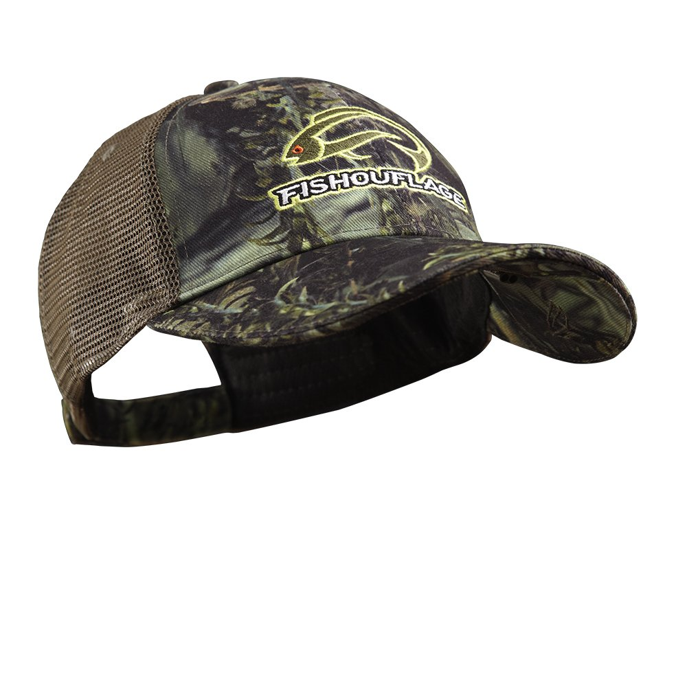 01a4acdb51aa9 Amazon.com   Panther Vision POWERCAP CAMO LED Hat 25 10 Ultra-Bright Hands  Free Lighted Battery Powered Headlamp - Bassoflauge Structured Mesh  (CUB4-281831) ...