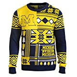 Michigan Patches Ugly Crew Neck Sweater Double Extra Large