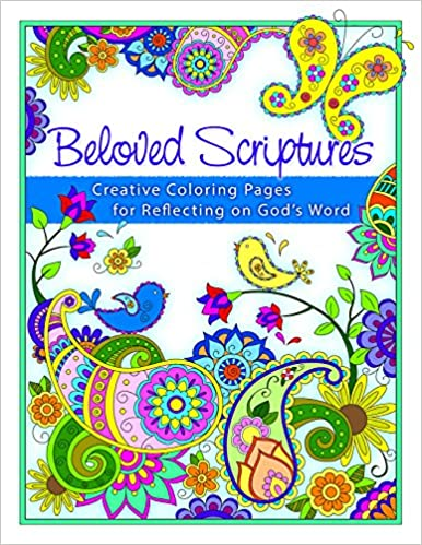 Amazon Com Beloved Scriptures Creative Coloring Pages For