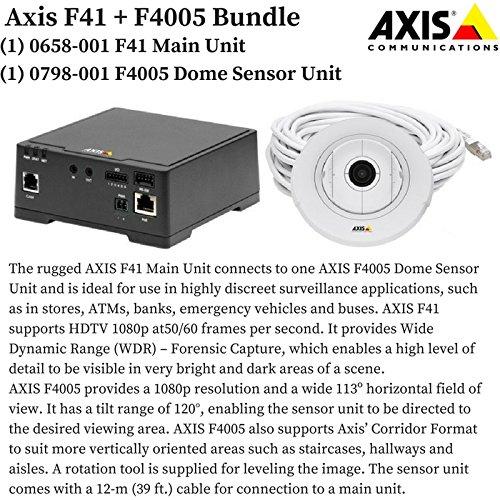 axis-bundle-0658-001-f41-main-unit-0798-001-f4005-dome-sensor-unit