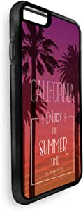 enjoy the summer time Printed Case for iPhone 7