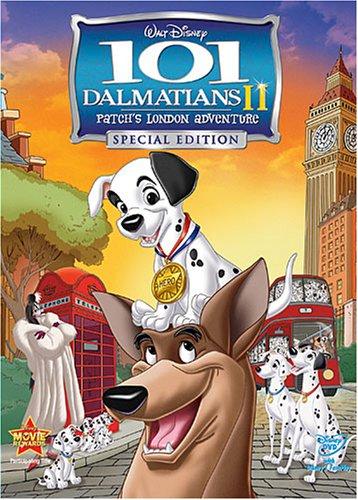 101 Dalmatians II: Patch's London Adventure (Special Edition) (101 Dalmatians 2 Patchs London Adventure Vhs)