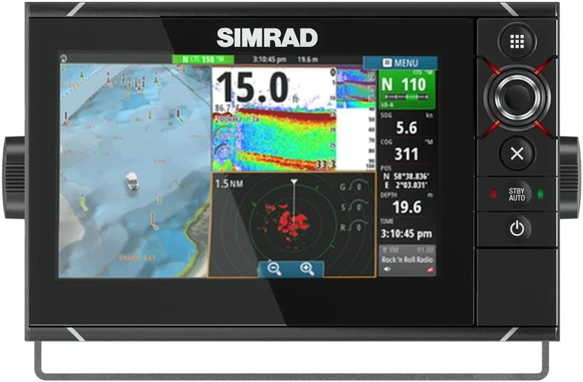 Simrad NSS7 evo2 Combo: Amazon.es: Deportes y aire libre