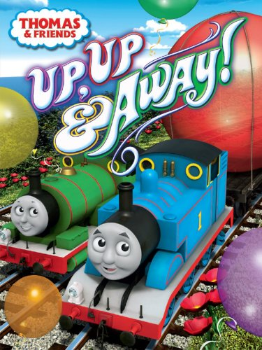 DVD : Thomas & Friends: Up, Up and Away