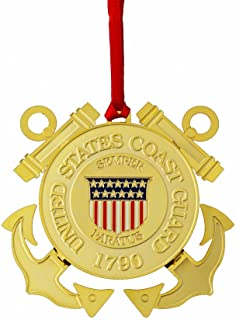 product image for ChemArt Coast Guard Ornament