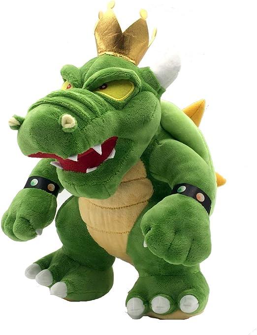 Yijinbo Peluche De Bowser De Las Aventuras De Super Mario Bros 3