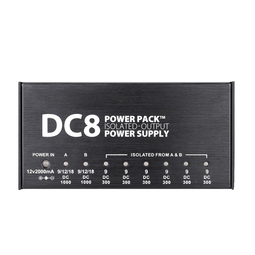 Cargador Corriente 9V Reemplazo Pedal Line 6 DL4 DM4 MM4 FM4 Recambio Replacement