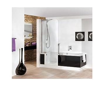 Duschbadewanne 160  Artweger Twinline 2 Duschbadewanne mit Türe 160 x 75 cm ...