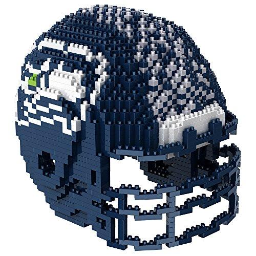 (Seattle Seahawks 3D Brxlz - Helmet)