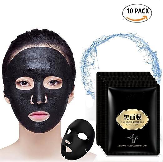 18 opinioni per Maschera Viso Maschera Idratante Nero Maschera Beauty Masks Profondo Maschera