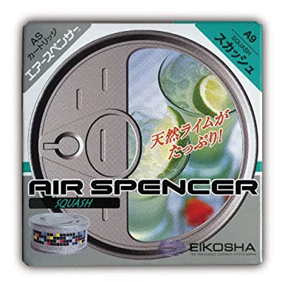 Eikosha A9 Squash AS Cartridge AIR SPENCER Freshener CS-X3 CSX3: Automotive