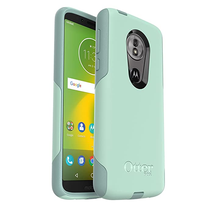 size 40 b35c1 cf50e OtterBox Commuter Series Case for Moto g6 Play - Retail Packaging - Ocean  Way (Aqua SAIL/Aquifer)