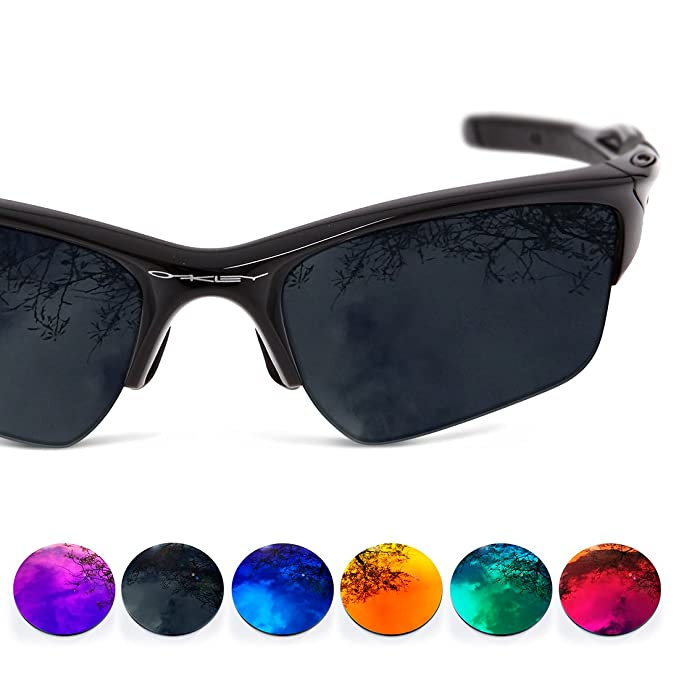 sunglasses restorer Lentes de Recambio Compatibles para Oakley Flak Jacket XL