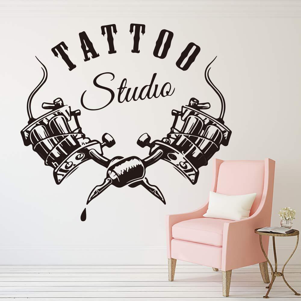 caowenhao Tattoo Shop Studio Etiqueta de la Pared Tatuaje ...