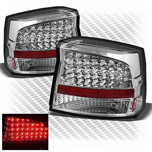 Charger Led Tail Lights in US - 2