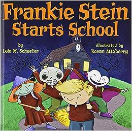 Image result for frankie stein starts school