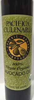 product image for Pacifica Culinaria COLD PRESSED Extra Virgin Avocado Oil Made in USA 8.5 fl oz (250ml)Bottle (100% Virgin Organic Avocado Oil)
