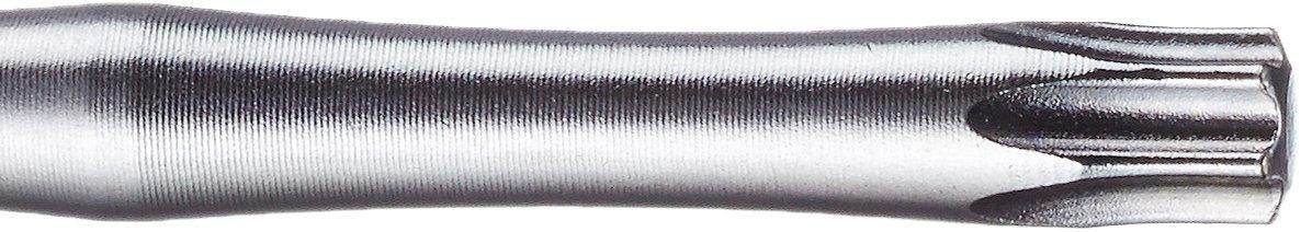 KS Tools 9183566/Torsion Power Bit TX 75 mm T25/1//4 Inch/ Pack of 5