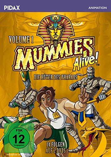 Mummys Alive Dvd - Mummies Alive - Die Hüter des Pharaos - Vol. 1