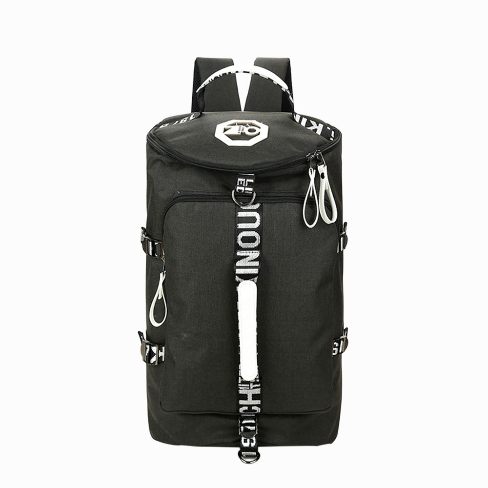 ac391b4063 Amazon.com  Wenyujh 3-Way Travel Duffel Backpack Luggage Gym Sports Bag for  Men and Women  Sports   Outdoors