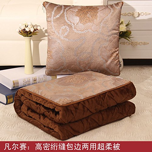 - MAFYU Summer Blanket,Pillow Quilt Both use a Large Office Cushion is Pure Cotton Pillow Quilt,j,5050cm