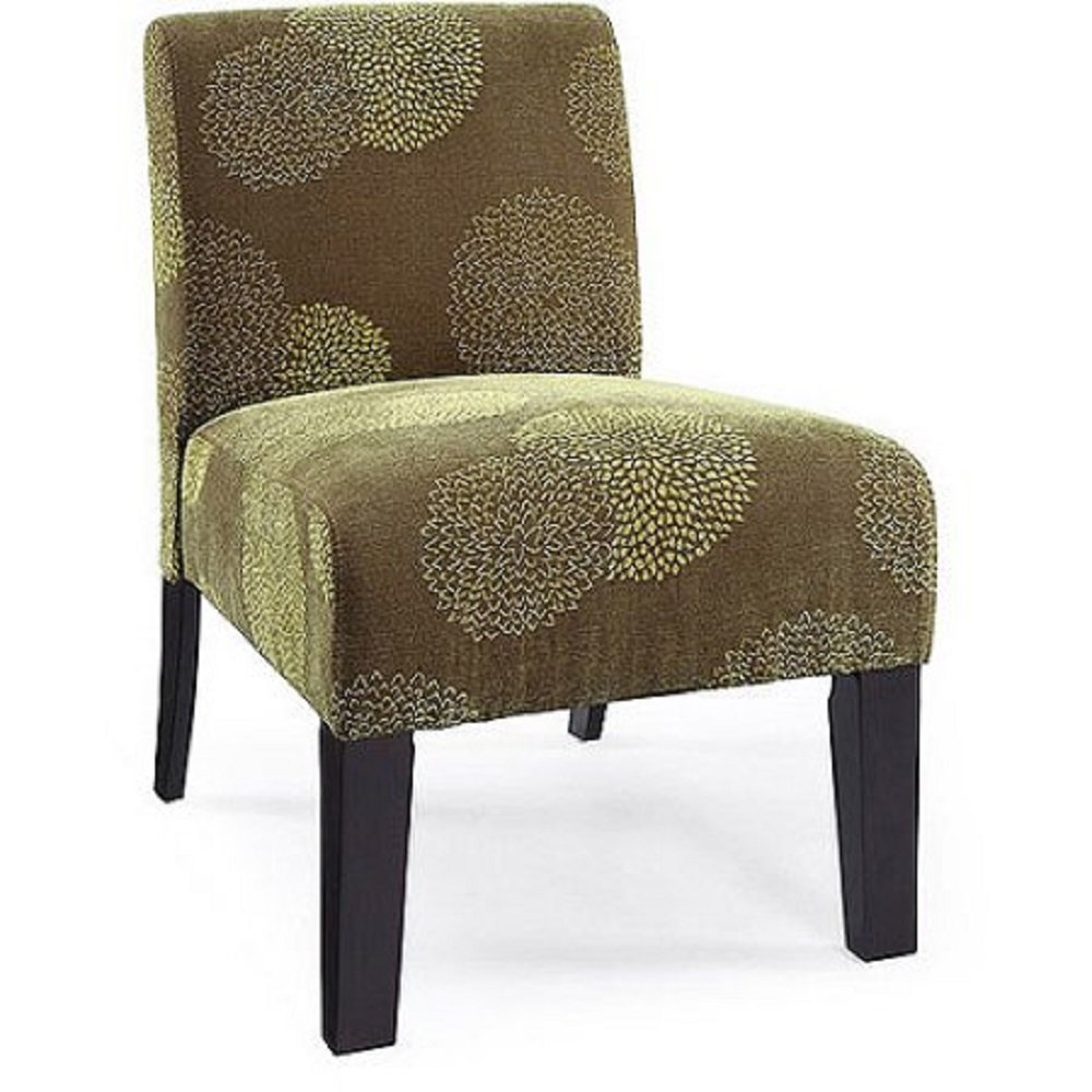amazon com sunflower deco armeless accent chair in multiple colors