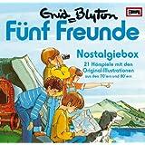 Nostalgiebox (21 Hörspiele mit den Original-Illustrationen aus den 70´ern & 80 ´ern)