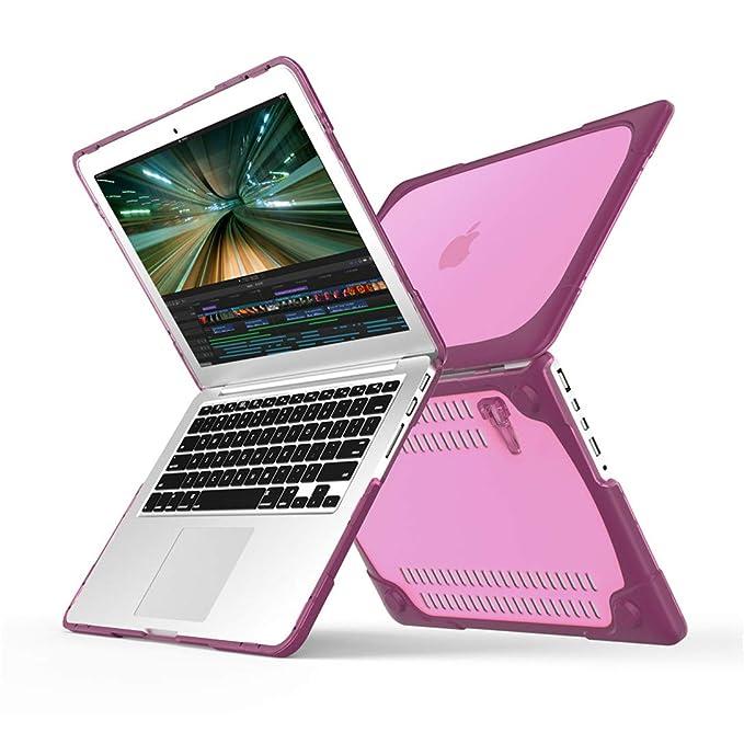 Hfly - Carcasa rígida para MacBook Pro 15 Retina [Modelo ...