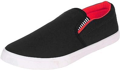 Big B Men Fashion red 07 Comfortable Sneaker \u0026 Loafer Shoes