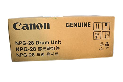 Canon NPG-28 Drum Unit (Black) at amazon