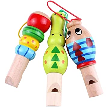 Children Cute Wooden Musical Instrument Toy Kids Early Learning Gifts Wood Toys