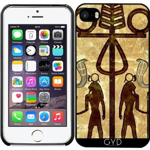Coque pour Iphone SE - Signe Egyptien by nicky2342