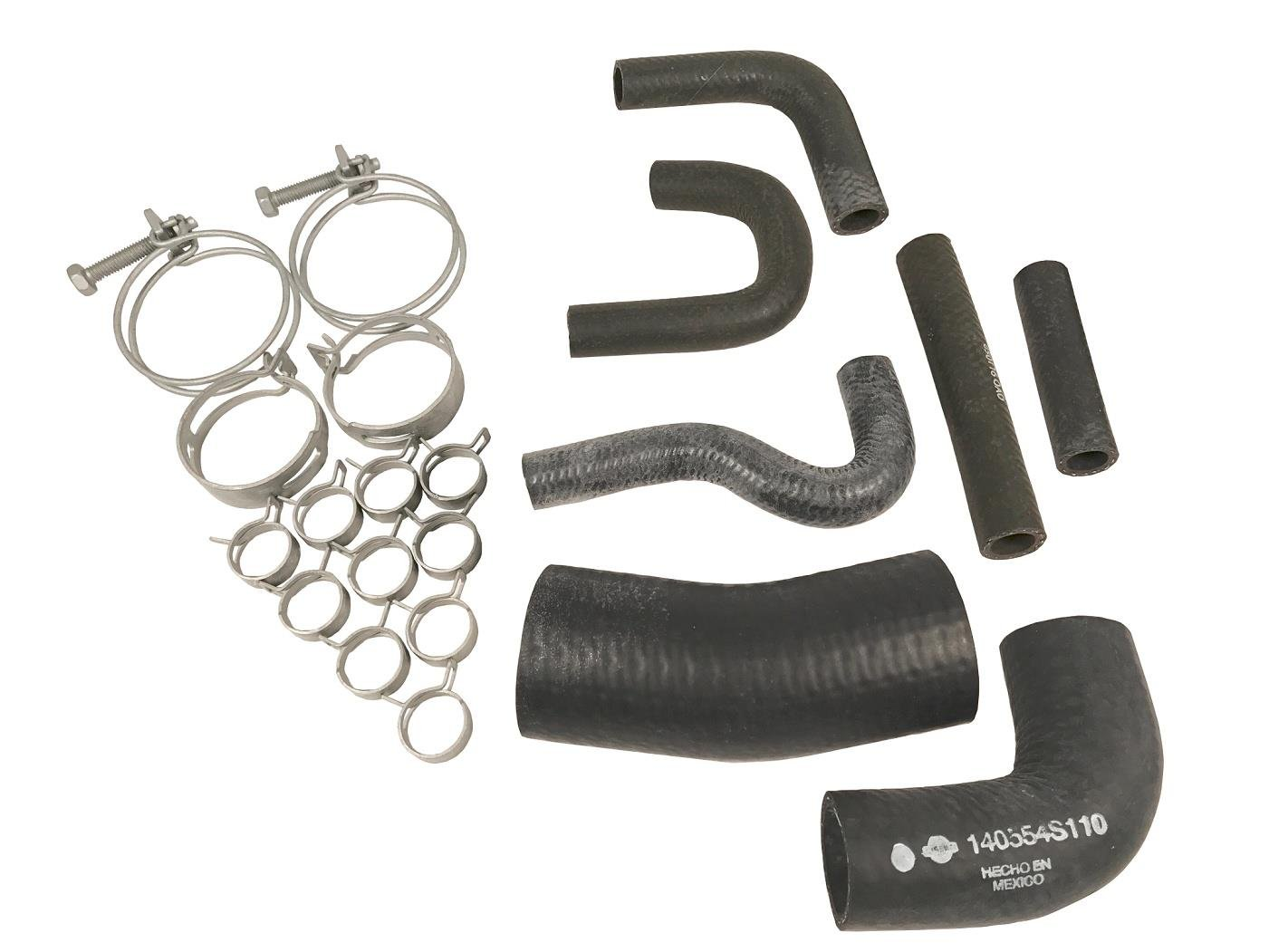 Genuine Nissan OEM Water Hose Replacement Kit 1999-2000 Frontier/Xterra (3.3 V6) by Nissan