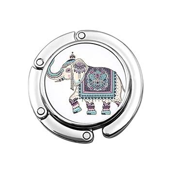 Colgante de Bolso de Mesa de Elefante Africano Ethnice Tattoo ...