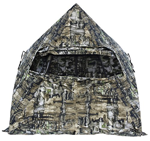 Primos Double Bull Shack Attack Ground Blind, Truth Camo by Primos Hunting (Image #3)