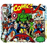 Marvel Superhero The Incredible Hulk Personalized Custom Gaming Mousepad Rectangle Mouse Mat / Pad Office Accessory And Gift Design-LL1423