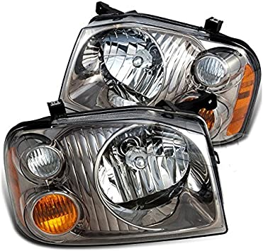 Replacement Front Headlights Bulbs Itasca Sunstar 2007-2009 RV Motorhome Pair Left /& Right