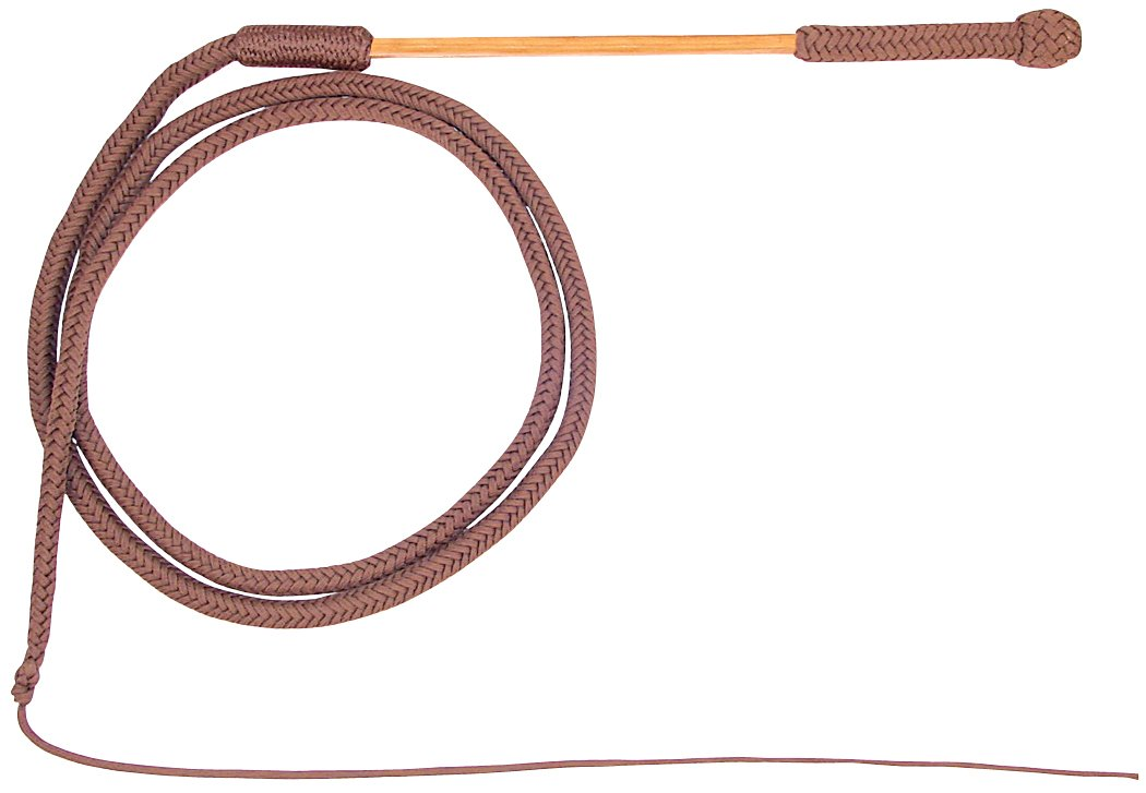 Mustang Economy Australian Style Bull Whip 6ft MUSTANG MANUFACTURING